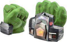 Hasbro - Playmation Marvel Avengers Gamma Gear - Green/Gray