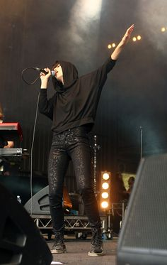 Hayley Mary of The Jezabels performs on stage on day two of the Falls Music Festival on December 30, 2011 in Lorne, Australia.