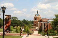 College #1: Mercer University