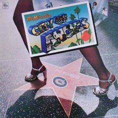 """The Miracles - """"City Of Angels"""" (Tamla Motown Records)"""