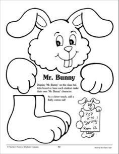 Mr. Bunny Pattern