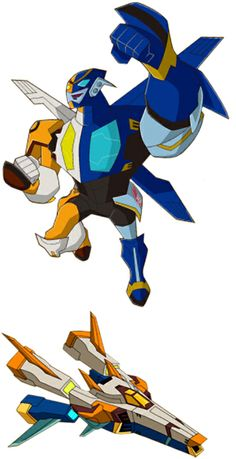 Transformers Animated Safeguard