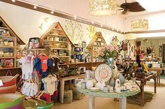 Retail Design Inspiration - *Lovely Clusters - The Pretty Blog