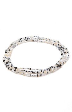 Me To We Monochrome rafiki bracelet OIjFBxi