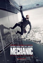 Mechanic: Resurrection (2016) -- Arthur Bishop thought he had put his murderous past behind him when his most formidable foe kidnaps the love of his life. Now he is forced to travel the globe to complete three impossible assassinations, and do what he does best, make them look like accidents.