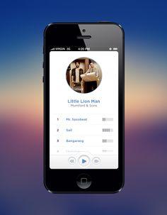 png by Ionut Zamfir Mobile App Design, Mobile Ui, User Interface Design, Ui Ux Design, Ux Wireframe, Mobile Watch, Iphone Ui, Ios Ui, Flat Ui
