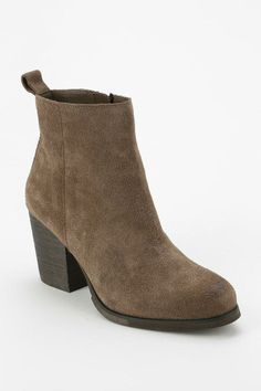 Ecote Get Lost Heeled Ankle Boot #urbanoutfitters