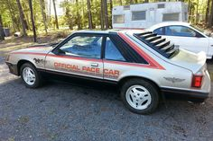 Sequestered Since 1993: 1979 Ford Mustang Pace Car - http://barnfinds.com/77968-2/