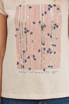 edc - Printed T-shirt in 100% cotton  at our Online Shop