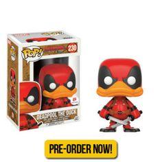 Marvel Deadpool The Duck #230 Deadpool Duck PRE-Order
