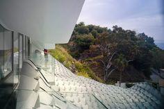 #FridayFinds ↠ Casa ON THE ROCKS Ambigüedad entre lo natural y lo artificial #arquitectura #inspiración