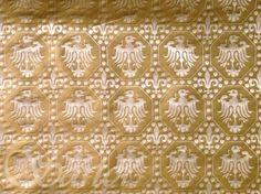 13th century, Damask Eagles in Diamonds