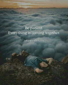 Be patient! Everything is coming together, just at the right time, for God is never too early and never too late! Amen! http://www.loapower.net/our-story/