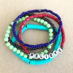 Bohemian Jewellery, Bracelet Set, Etsy Seller, Beaded Necklace, Jewelry Making, Boho, Unique, Fashion, Beaded Collar