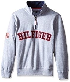 Tommy Hilfiger, Pullover Sweaters, Men Wallet, Athletic, Zip, Jackets, Medium, Fashion, Productivity