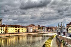 Trenitalia- Train trip to Pisa from Florence