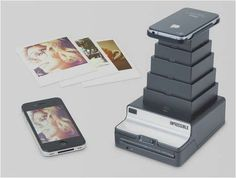 Smartphone Polaroid Cameras...how fun is that?