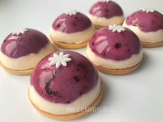 Czech Recipes, Mousse Cake, Desserts To Make, Sweet Recipes, Baking Recipes, Ham, Cake Decorating, Cheesecake, Deserts