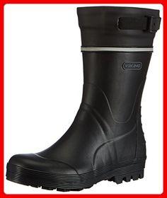 Damen Stiefel Gummistiefel Lack Boots Stiefeletten Glanz ST15 Outdoor (38, Dunkelblau)