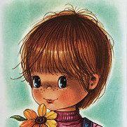 Een persoonlijke favoriet uit mijn Etsy shop https://www.etsy.com/nl/listing/502310809/vintage-bigeyed-boy-postcard
