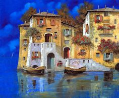 As Cores Da Arte: Guido Borelli