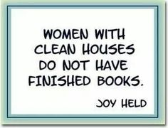 Clean houses