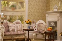 dollhouse, second room