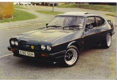 Classic Motors, Classic Cars, Ford Motorsport, Mercury Capri, Ford Rs, Ford Sierra, Ford Capri, Old Fords, Ford Escort