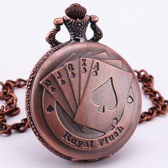 $11.11 (Buy here: https://alitems.com/g/1e8d114494ebda23ff8b16525dc3e8/?i=5&ulp=https%3A%2F%2Fwww.aliexpress.com%2Fitem%2FLas-Vegas-Poker-Embossed-Vintage-Retro-Antique-Copper-Bronze-Quartz-Pocket-Watch-Pendant-Clock-Long-Chain%2F32309465670.html ) Las Vegas Poker Embossed Vintage Retro Antique Copper Bronze Quartz Pocket Watch Pendant Clock Long Chain Necklace Gift TD020 for just $11.11
