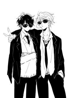 Aldnoah ZERO ★ Slain and Inaho #Anime