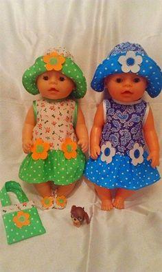 Комплект для куклы BABY BORN / Одежда для кукол / Шопик. Продать купить куклу / Бэйбики. Куклы фото. Одежда для кукол