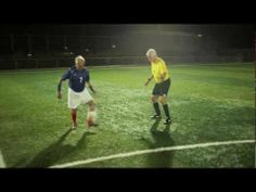 Nike - Magic Soccer Night: Yes we rep youth soccer, but won't you still want to be doing this when you get old??
