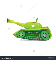 Image result for cartoon army tank