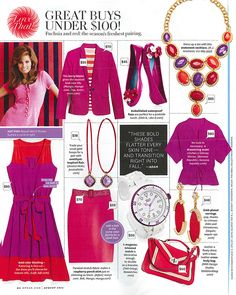 The Gisele as featured in O, The Oprah Magazine.