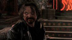from dusk till dawn, tom savini, 1996 Tom Savini, Dusk Till Dawn, Web Series, Back In Time, The Godfather, Horror Movies, Creepy, Toms, The Past