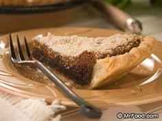 Shoofly Pie #amish #dessert #recipe food recipes, dessert recipes, amish recipes, shoofli pie, mini pies, amish shoofli, amish dessert, pie recipes, mr food