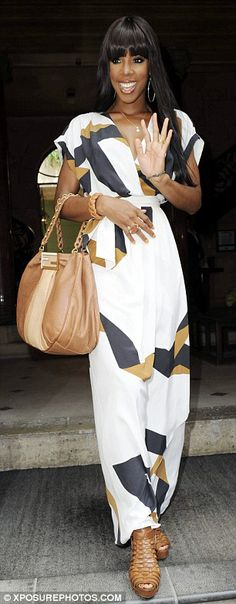Kelly Rowland Dress | bit of bother with Brummie Kelly? Now Miss Rowland can't understand ...