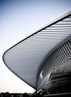 Station Guillemins, Liège (Santiago Calatrava)