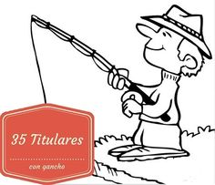 35 titulares con gancho - 35 frases que te pueden servir Marketing, Blogging, Fictional Characters, Frases, Crocheting, Fantasy Characters