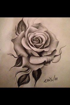 Eris Qesari, Eris Qesari Eris Qesari … Eris Qesari …, – Rosentattoo – - Jason Floyd DIY and Art Neck Tattoos, Love Tattoos, Beautiful Tattoos, Body Art Tattoos, Tatoos, Rose Drawing Tattoo, Tattoo Drawings, Tatoo Rose, Rose Drawings