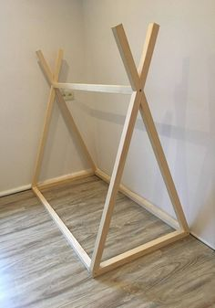 If youre after an adorable and enticing sleeping space, meiddeco* teepee-bed could be the perfect solution for you! This adorable teepee-bed can make transitioning from a cot to a bed a fun process, and you can be rest assured your little love is safe as our frame sits on the floor. If you