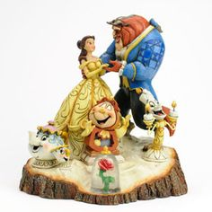 Beauty and the Beast -Disney Traditions Figurine