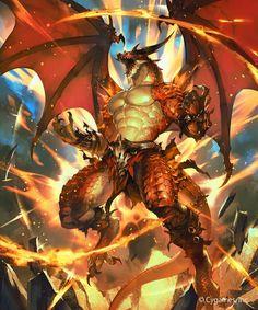 Dragon prac by Pacelic on DeviantArt Mythological Creatures, Fantasy Creatures, Mythical Creatures, Humanoid Dragon, Dnd Dragonborn, Humanoid Creatures, Dragon Artwork, Dinosaur Art, Game Character Design