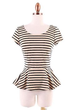 Flirty stripes at Apricot Lane, Provo  #apricotlanesweetstyles