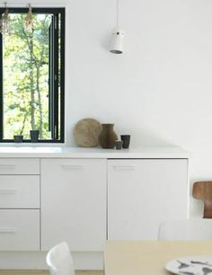 Boho Minimalist Home Rugs room minimalist bedroom rugs.Minimalist Bedroom Loft Floors minimalist interior decor home office. Interior Design Minimalist, Modern Minimalist Living Room, Minimalist Kitchen, Minimalist Decor, Sleeping Loft, Piece A Vivre, Layout, Small House Design, Apartment Interior
