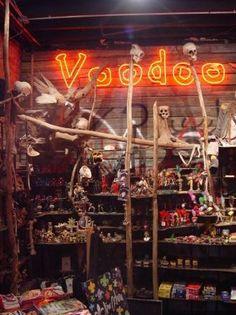 Voodoo. New Orleans