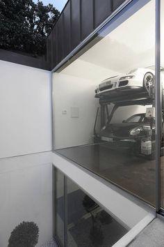 Moderne Garage von Barbosa & Guimarães, Lda.