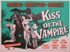 Des affiches de films dhorreur entre 1955 et 1976 Photo