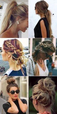 Penteados para disfarçar cabelo sujo: http://guiame.com.br/vida-estilo/moda-e-beleza/penteados-para-disfarcar-cabelo-sujo.html#.VVsq9flVikq
