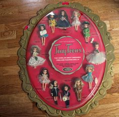 Rare Vintage Tiny Teens Uneeda 12 Doll Store by That70sShoppe, $395.00